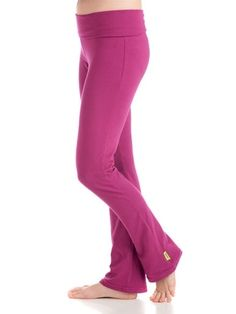 These organic cotton womens yoga pants may be the most comfortable yoga pants or lounge pants you will ever wear