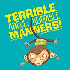 Kids book on manners