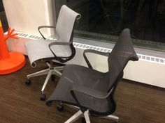 Boardroom chairs I liked from Workplace Resource - forget the name and cost