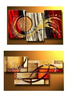 Extra large hand painted art paintings for home decoration. Large wall art, canvas painting for bedroom, dining room and living room, buy art online. #painting #art #wallart #walldecor #homedecoration #abstractart #abstractpainting #canvaspainting #artwork #largepainting Multi Canvas Painting, Canvas Paintings For Sale, 3 Piece Canvas Art, Canvas Art For Sale, Abstract Canvas Wall Art, Large Canvas Art, Hand Painting Art, Online Painting, Painted Canvas