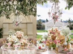 Design planning and coordination by Eighteenth Avenue Events - floral by Amy Burke Designs