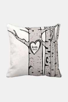 Pillow Cover Wedding Gift Cotton Anniversary Gift Choose your Initials and Date Personalized Cotton and Burlap Pillow Cotton Anniversary Gifts, Wedding Anniversary Gifts, Wedding Gifts, Anniversary Ideas, Wedding Ideas, Anniversary Tattoo, Wedding Decor, Wedding Photos, Burlap Pillows