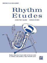 Rhythm Etudes (Book)