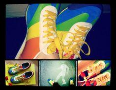 Botas 66 Rainbow Maker!