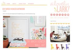 Love the right side title space! Website Design Layout, Layout Design, Web Design, Blog Design Inspiration, Creative Inspiration, Graphic Design Typography, Branding Design, Blogger Themes, Colorful Decor