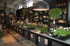 Zetas Garden Shop - Flower shop interior                                                                                                                                                                                 More