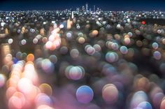 Tokyo Skyline by Takashi Kitajima