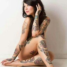 Nice tattoo's