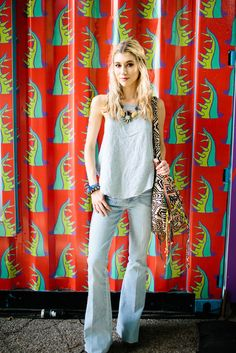 Lollapalooza Street Style Photos And Outfits   NYLON