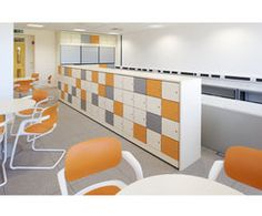 Mondrian storage wall - Templestock Limited - on ESI.info