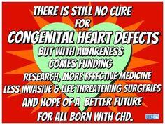 CHD Awareness 1 in 100