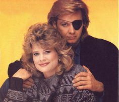 Patch and Kayla, Days of our Lives