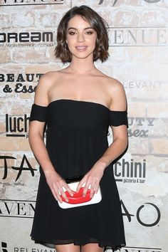 HQ: Adelaide Kane attends the TAO, Beauty And Essex, Avenue And Luchini LA Grand Opening on March 16, 2017 in Los Angeles, California.