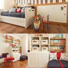 A @uebaa_design faz quarto para os pequenos, viverem, brincarem, lerem e descansarem. Não mora em São Paulo? Não tem problema, o seu projeto será feito com muito carinho e serão enviadas todas as especificações técnicas para que qualquer profissional possa executá-lo. VEJA MAIS:http://bit.ly/2eg4Dln