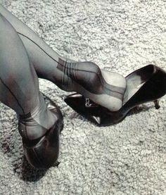 Secrets In Lace European Heel
