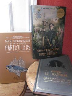 Miss Peregrine et les enfants particuliers, par Ransom Riggs