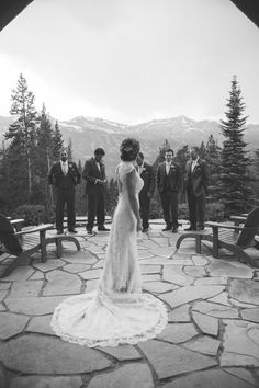 Wedding at V3 Ranch in Breckenridge, CO | Keeping Composure Photography