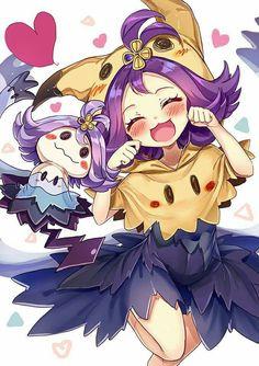 acelora and mimikyu