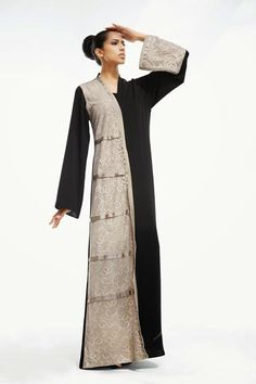 Arabesque Spring 2014 Collection abaya