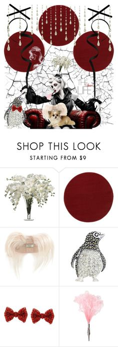 """""""The Sweet Life"""" by scarletj17 ❤ liked on Polyvore featuring Hanover Floral, Christian Dior, Lord & Taylor and Christopher Kane"""