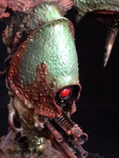 Blight-drone-Nurgle-Forgeworld-pro-painted