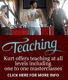 Singing lesson with Kurt, I would DIE.