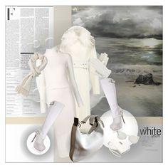 """IN WHITE"" by struga-art-80 ❤ liked on Polyvore featuring Nicki Minaj, Vilshenko, Alice + Olivia, Isotoner, Gucci, Dolce&Gabbana, polyvorecommunity, polyvorefashion and Polyvoreoutfits"