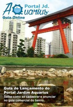 Portal Jardim Aquarius Guia Online  Guia Prático de Como se Cadastrar e Anunciar no Guia Online do Bairro.