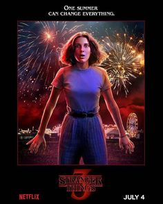 Netflix has released 14 Stranger Things Season 3 character posters ahead of the season premiere. The series returns to Netflix on July Stranger Things Netflix, Stranger Things Fotos, Stranger Things Halloween, Stranger Things Quote, Stranger Things Steve, Stranger Things Aesthetic, Stranger Things Season 3, Stranger Things Characters, Hopper Stranger Things