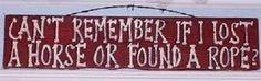 Short term memory loss!