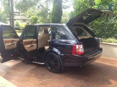2007 Land Rover Range Rover Sport TDV6 Auto 4x4 MY08-$40,500*
