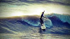 Surfer, Mar del Plata