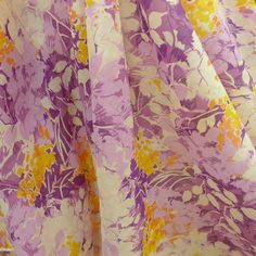 $28.00 aud/m Then Smell The Mauve - Cotton - Tessuti Fabrics - Online Fabric Store - Cotton, Linen, Silk, Bridal & more