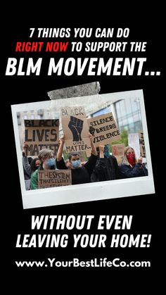 Here are 7 GREAT Ways that you can Support the #BLM or #BlackLivesMatter Movement Without having to Spend Money or even leave your house! Support the 'No Justice, No Peace' Campaign in anyway you can. There is something for everyone!   #GeorgeFloyd #Protests #DefundPolice #PeacefulProtests #Change #Racism #Reform #PoliceReform #AllLivesMatter Travel Deals, Travel Tips, Travel Destinations, Life Thoughts, Best Blogs, Wanderlust Travel, Travel Around The World, Helping Others, You Can Do