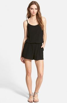Splendid+Strappy+Romper+available+at+#Nordstrom