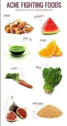 Eat these foods daily for blemish-free skin & to prevent premature aging.