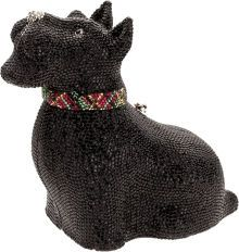 Judith Leiber Special Black Scottish Terrier