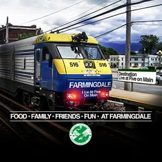 FARMINGDALE Live at Five on Main! - Live at Five on Main