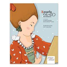 Xosefa de Xovellanos | Pintar-Pintar Editorial 4,95€ Marie Curie, Disney Characters, Fictional Characters, Editorial, Disney Princess, Photo Galleries, Illustrations, Fantasy Characters, Disney Princesses
