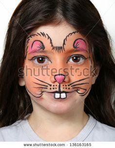 hamster face idea, minus the teeth