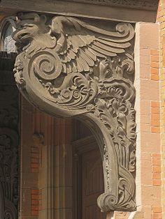 Eagle Carving   Flickr: Intercambio de fotos