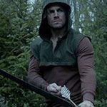 Oliver Queen's green hood