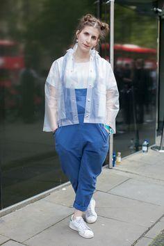 ファッション業界で働くロンドンガールのスタイル術