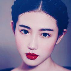 (35) zhang xinyuan | Tumblr