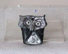OWLS TALISMANS handmade by the Witch Joy/Civette e di JoySaccoART
