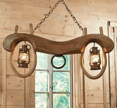 Ox Yoke Pendant Light With Lanterns Lone Star Western Decor - Ox Yoke Pendant Light With Lanterns Light Up Your Old West Home With The Reproduction Single Ox Yoke Lantern Light This Chandelier Adds Beauty And Character With A Reproduction Vintage Ox Yoke Rustic Chandelier, Rustic Lighting, Chandeliers, Kitchen Lighting, Cabin Lighting, Lighting Ideas, Brown Lanterns, Classic Lanterns, Rustic Light Fixtures