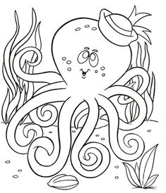 Hello everyone, I am a graphics designer. If your need any kid's coloring page or coloring Book page.Love to work this type of works please, inbox me. Thank you so much guyz. Ocean Coloring Pages, Preschool Coloring Pages, Alphabet Coloring Pages, Coloring Pages To Print, Coloring Book Pages, Printable Coloring Pages, Coloring Pages For Kids, Coloring Sheets, Free Coloring