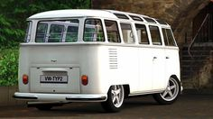 very rare, and special this bus! Love it!!