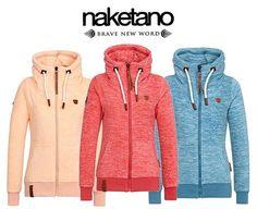<3 <3 Naketano Hoodie Jetzt ab 62,95€➡ http://amzn.to/2jjzRKc #style #mode #inspiration #fashion #damen