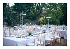 Las mesas italianas dan otro aire a tu boda...